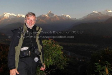 Annapurna Comfort Trek Combined Rafting, Jungle Safari and Nagarkot Tour