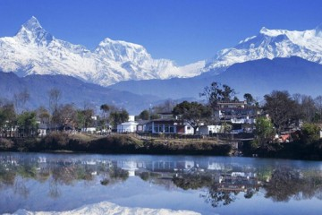 Explore Chitwan and Pokhara.